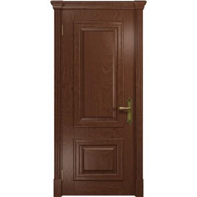 Межкомнатная Дверь DioDoor Кардинал красное дерево