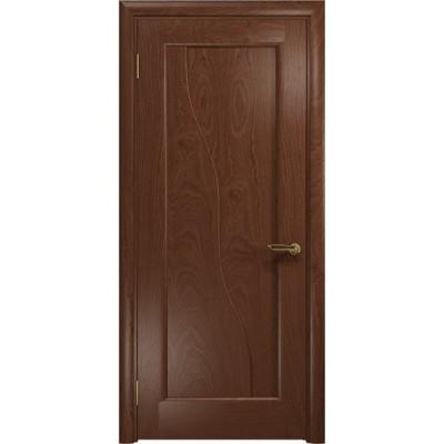 Межкомнатная Дверь DioDoor Торино красное дерево