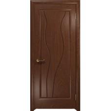 Дверь DioDoor Энжел красное дерево