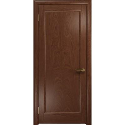 Межкомнатная Дверь DioDoor Миланика-1 красное дерево