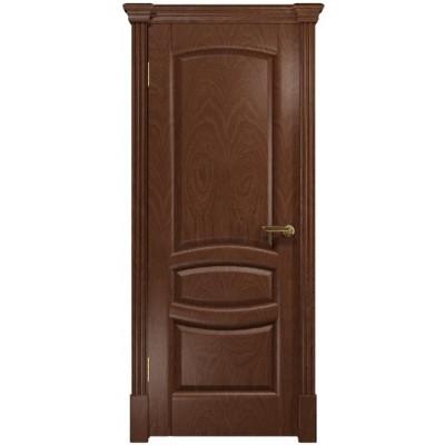 Межкомнатная Дверь DioDoor Юлия красное дерево
