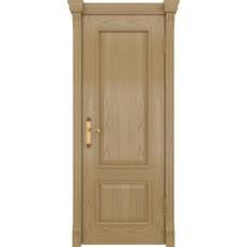 Дверь DioDoor Цезарь-1 дуб светлый