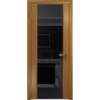 Межкомнатная Дверь DioDoor Триумф-3 анегри черный триплекс