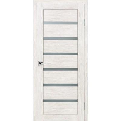 Межкомнатная Дверь МариаМ модель Техно 607 Эш Вайт мелинга мателюкс
