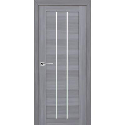 Межкомнатная Дверь МариаМ модель Техно 602 Светло-серый мателюкс