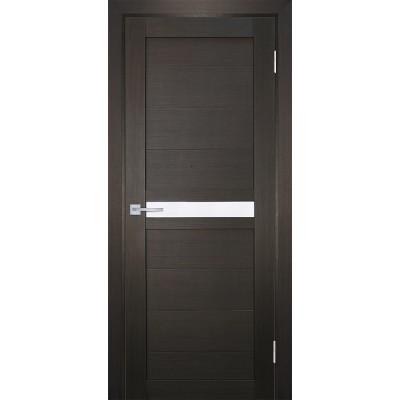 Межкомнатная Дверь МариаМ модель Техно 703 Венге мателюкс