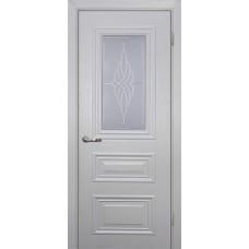 Дверь МариаМ Классик-2 Лунное дерево стекло