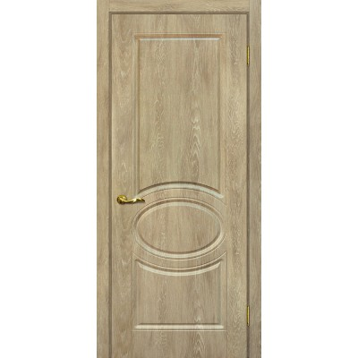 Межкомнатная Дверь МариаМ Сиена-1 Дуб песочный