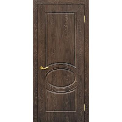 Межкомнатная Дверь МариаМ Сиена-1 Дуб корица