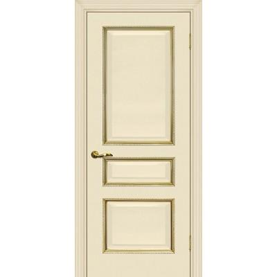 Межкомнатная Дверь МариаМ Мурано-2 Магнолия патина золото