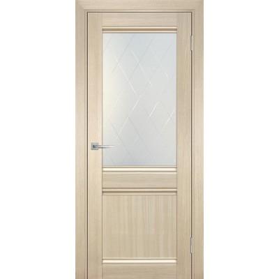 Межкомнатная Дверь МариаМ модель Техно 702 Капучино сатинато