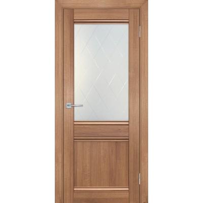 Межкомнатная Дверь МариаМ модель Техно 702 Миндаль сатинато