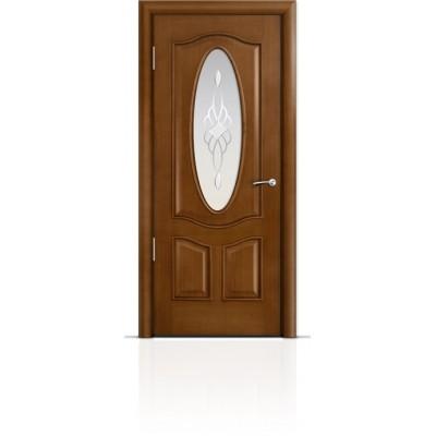 Межкомнатная Дверь Мильяна Барселона Анегри стекло Гранд