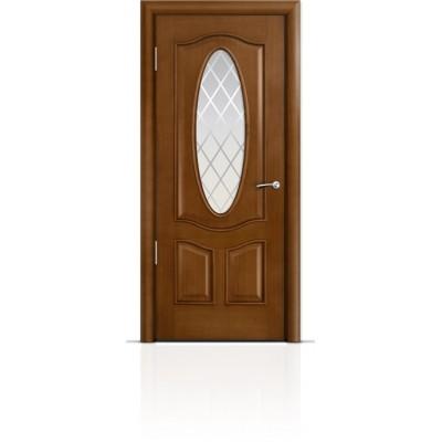 Межкомнатная Дверь Мильяна Барселона Анегри стекло Готика