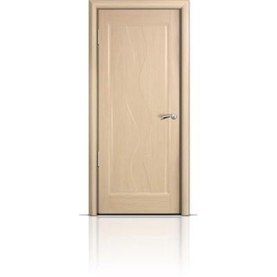 Межкомнатная Дверь Мильяна Веста Беленый дуб