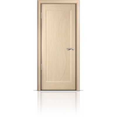 Межкомнатная Дверь Мильяна Элиза Беленый дуб