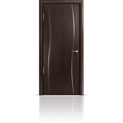Межкомнатная Дверь Мильяна Омега Венге