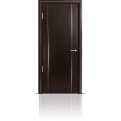 Межкомнатная Дверь Мильяна Омега-2 Венге
