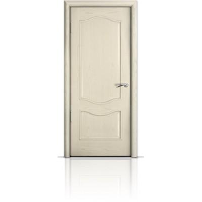 Межкомнатная Дверь Мильяна Марсель Ясень жемчуг