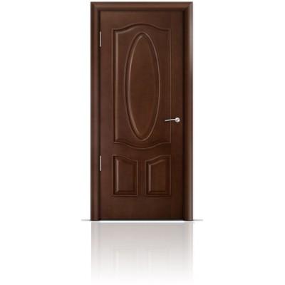 Межкомнатная Дверь Мильяна Барселона Итальянский орех