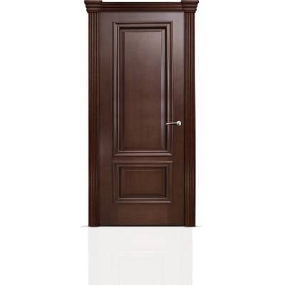 Межкомнатная Дверь Мильяна Бристоль Премиум Итальянский орех