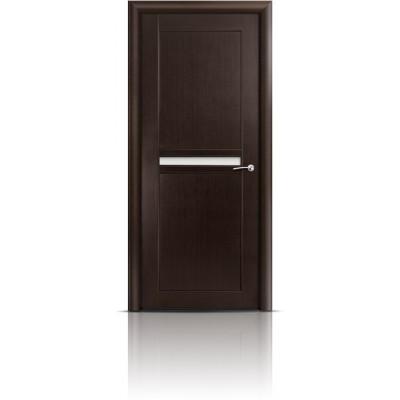 Межкомнатная Дверь Мильяна Натель-1 Венге