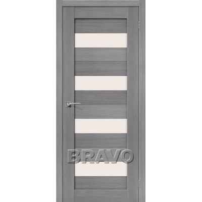 Межкомнатная Дверь Экошпон Порта-23 3D Grey
