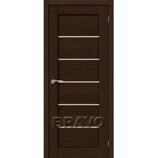 Двери Экошпон Порта-22 цвет венге