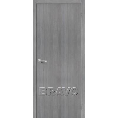 Межкомнатная Дверь Экошпон Тренд-0 3D Grey