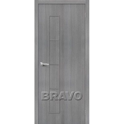 Межкомнатная Дверь Экошпон Тренд-3 3D Grey