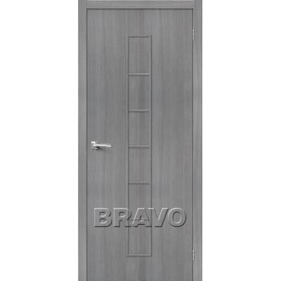 Межкомнатная Дверь Экошпон Тренд-11 3D Grey