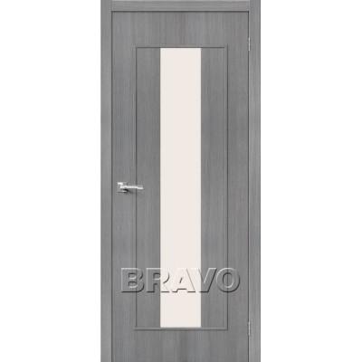 Межкомнатная Дверь Экошпон Тренд-25 3D Grey