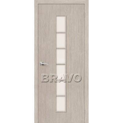 Межкомнатная Дверь Экошпон Тренд-12 3D Cappuccino