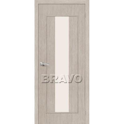 Межкомнатная Дверь Экошпон Тренд-25 3D Cappuccino