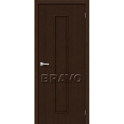 Межкомнатная Дверь Экошпон Тренд-13 3D Wenge