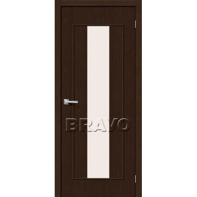 Межкомнатная Дверь Экошпон Тренд-25 3D Wenge