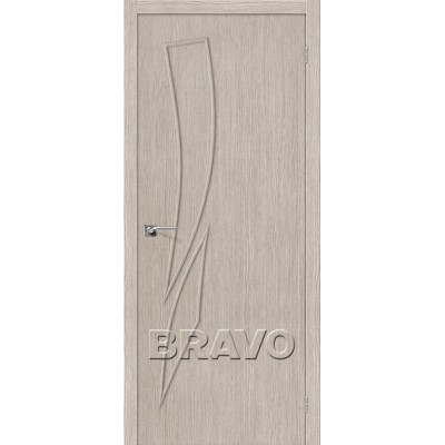 Межкомнатная Дверь Экошпон Мастер-9 3D Cappuccino