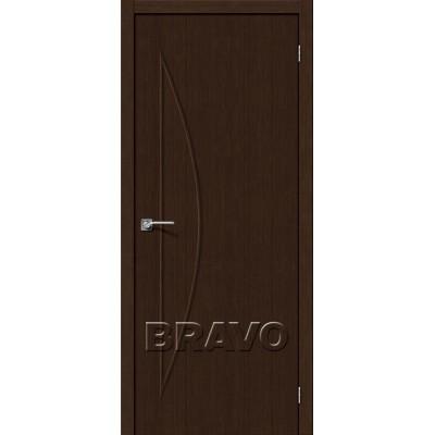 Межкомнатная Дверь Экошпон Мастер-5 3D Wenge