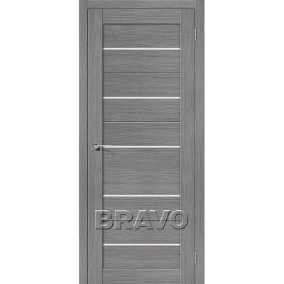 Межкомнатная Дверь Экошпон Свит-22 3D Grey