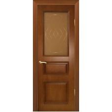 Ульяновская дверь Мулино 03 дуб медовый ДО
