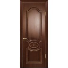 Ульяновские двери Мулино 04 орех тёмный ДГ