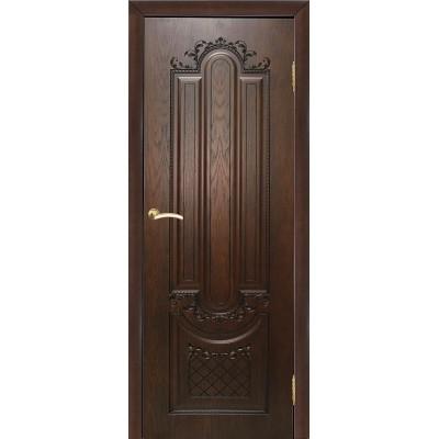 Ульяновская дверь Мулино 05 дуб коньячный ДГ