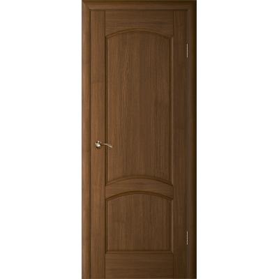 Ульяновская дверь Вайт 01 дуб ДГ
