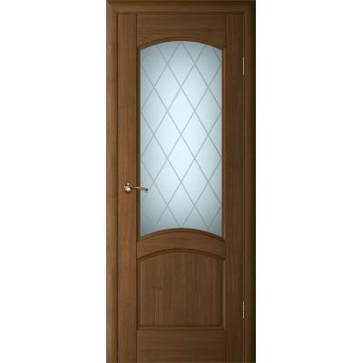 Ульяновская дверь Вайт 01 дуб ДО