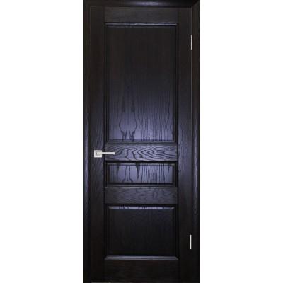 Ульяновская дверь Вайт 02 дуб патированный ДГ