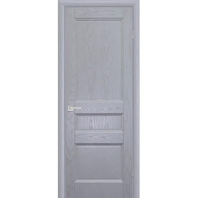 Ульяновская дверь Вайт 02 ясень айсберг ДГ