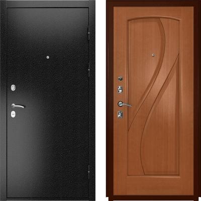 Входная дверь Luxor-3b Мария тёмный анегри