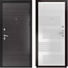 Входная дверь Luxor-7 пвх белая эмаль 185