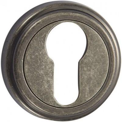 Накладка под цилиндр ET03AS состаренное серебро